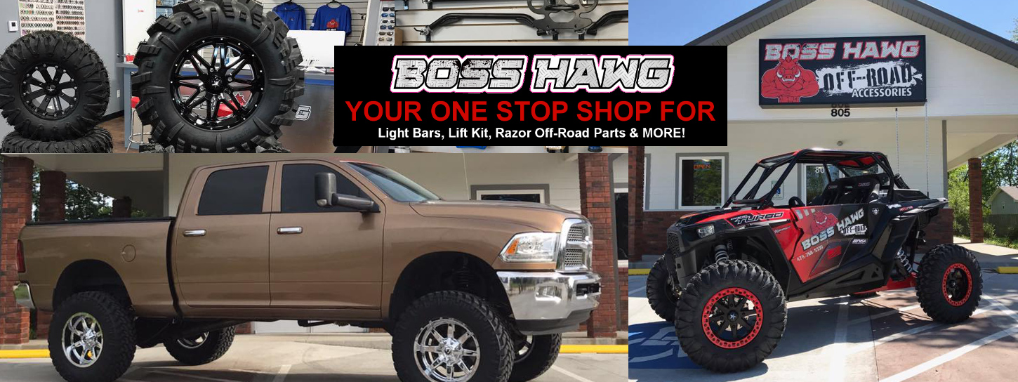 Boss Hawg Off Road Accessories Home